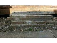 Concrete posts 6ft