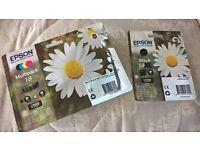 Epson Daisy 18 Ink Cartridges