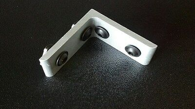 T Slot Aluminum 10 S 4 Hole Inside Corner Bracket Bolts Not Included