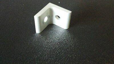 T Slot Brackets 10s 2 Hole Inside Corner Bracket