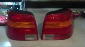 Mk4 golf taillights