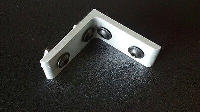 T Slot Aluminum 15 S 4 Hole Inside Corner Bracket Bolts Not Included