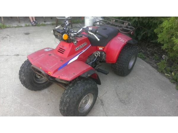 Used 1986 Honda Honda Fourtrax TRX 125