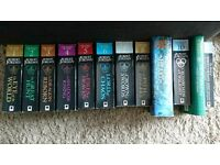 The Wheel of Time 1-10 + New Spring and The World Of...