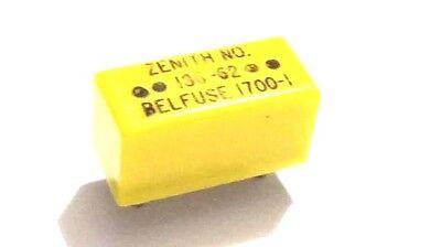 Zenith No  136 62 Bel Fuse Belfuse 1700 1