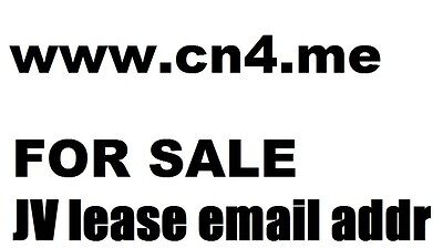 domain name 4 sale www.cn4.me never used for portal for china chinese searches
