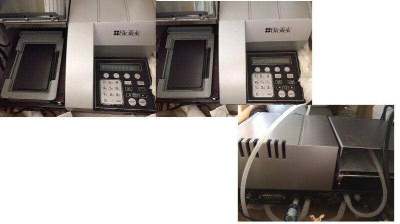 BioTek ELx50 8 Channel Microplate ELISA Strip Washer + Warranty j2