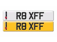 Audi R8 private plate - **EXTREMELY F* FAST!** Debit/credit cards **XMAS GIFT? OFFERS INVITED?**