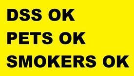 1 bedroom flat in Loudoun Road (NO DEPOSIT, NO CREDIT CHECK, DSS OK, PETS OK, SMOKERS OK), NEWMILNS,
