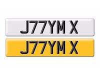 JIM, JIMMY, JAMES, JAMIE private number plate - Debit & credit cards - **P/X CAR, BIKE..? OFFERS?**?
