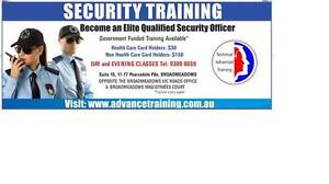 SECURITY GUARD TRAINING - GOVERNMENT FUNDING AVAILABLE Broadmeadows Hume Area Preview