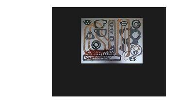 Zylinderblockdichtungsatz U5LB0013 U5LB1113 Perkins 4.108-4.107 Bottom gascket