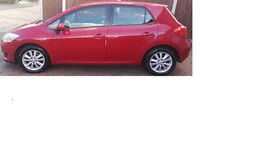 Toyota Auris Diesel 2007 2.0 D-4D reliable and economical to run