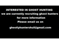 Ghost Hunters Required