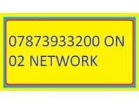 SPECIAL AND EASY TO REMEMBER SIMCARD NUMBER - 0787-3933-200