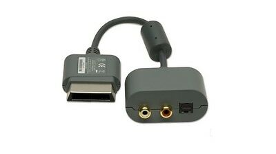 Audio Adapter Cable RCA/Digital Optical for Microsoft Xbox 360 - 1st