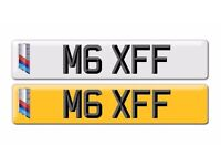 BMW M6 private plate - **EXTREMELY F* FAST!** Debit/credit cards **XMAS GIFT? OFFERS INVITED?**
