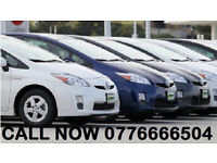 PCO Hybrid Cars to rent or hire