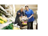 Evening Care Assistant, Reigate, 4pm to 10pm 4 to 5 evenings per week. £9.00 to £10.55ph
