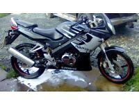 125cc road bike