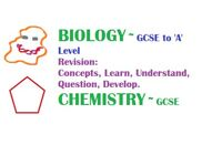 Biology and Chemistry Revision Tutor