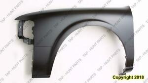 Fender Front  Driver Side Nissan MAXIMA 1995-1999