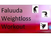 Join the Faluuda dance party - create weightloss with style - kingston wimbledon morden