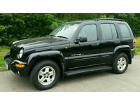 Jeep Cherokee Limited Edition CRD
