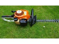 Stihl hs45 hedge trimmers