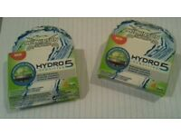 Wilkinson sword hydro 5 sensitive razor blades
