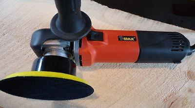 "6"" Right Angle Random Orbit Variable Speed Buffer Polisher Sander 115V Orbital"