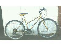 Ladies GT Palomar lightweight bike