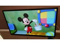 LG 47 inch 3D cinema led HD TV excellent condition fully working