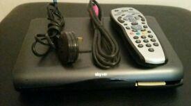 Digital Sky HDmulti room box complete with remote.
