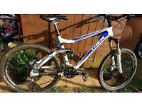 Trek EX7 Full Suspension Mountain Bike