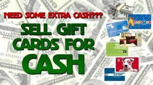 Get Top Dollars CASH - Highest Payouts for your Gift Cards,Store Credit,Vanilla,Master Cards,Home Depot,Phones,Nest etc