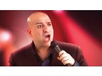 1 Ticket for Omid Djalili: Saturday 12 November 2017 at Berry Theatre (Hedge end)