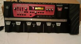 Boss RC 300 Loop Station Practically brand new
