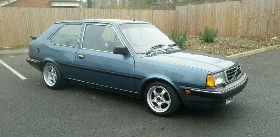 1988 volvo 340 1.7gl 3 door, solid retro rwd car. 360 | in Sileby, Leicestershire | Gumtree