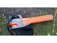 Flymo Garden Vac/leaf blower