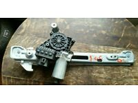 Electric window mechanism for Ford focus ghia estate rear drivers side.