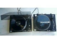 Soundlab turntables dj decks record player