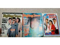 Rolling stones /Radio 1 magazines collectable