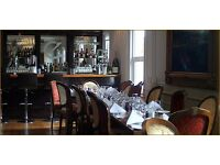 130 seater Restaurant for sale- Up market. Warwick, Kenilworth.