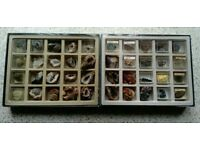 Treasures of the earth mineral and gem stone collection from around the world.