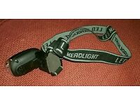 Wind-Up LED Head Torch
