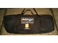 Vango diablo 900 poles! In good used condition!Can deliver or post!