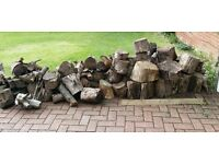 Free Wood for fire in Guildford