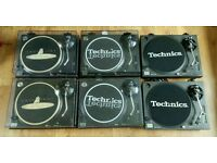 Technics Turntables Bought, Sold and Serviced