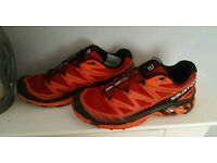 Mens Salomon trainers 10.5 to 11uk